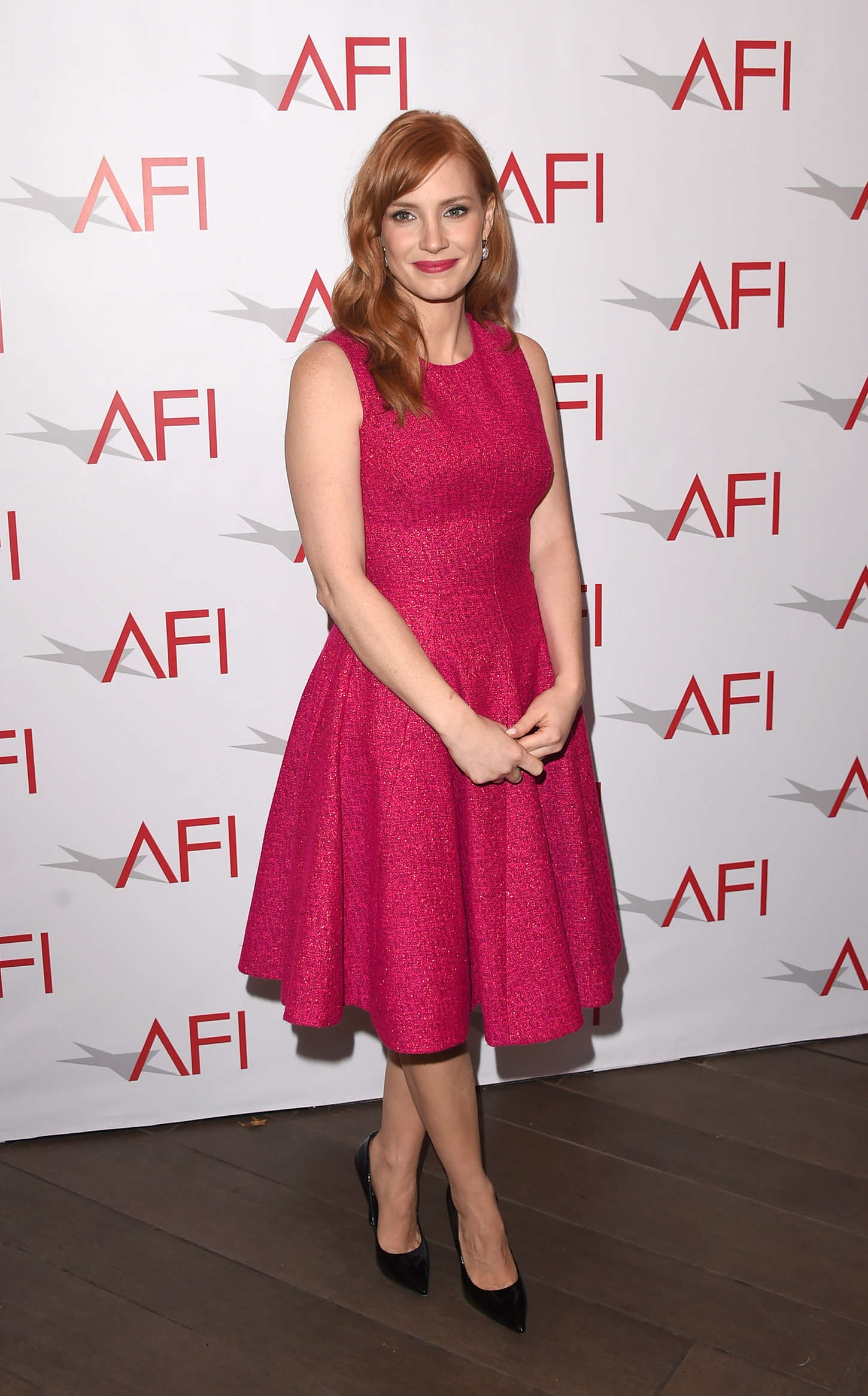 Jessica Chastain 2015 : Jessica Chastain: 2015 AFI Awards -07