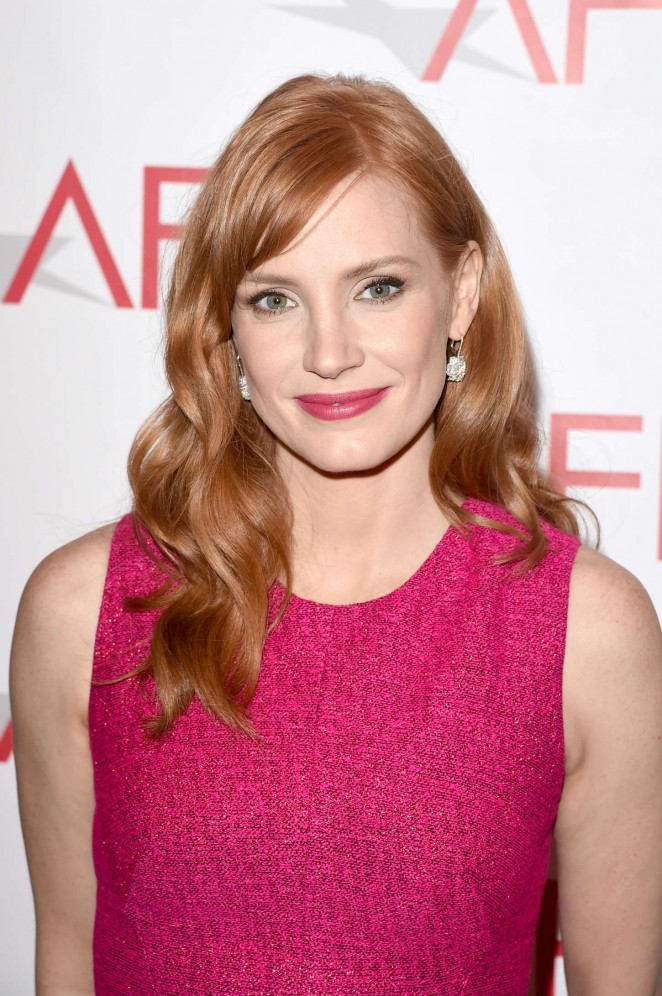 Jessica Chastain - 15th Annual AFI Awards in Los Angeles
