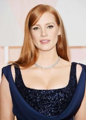 Jessica Chastain - 2015 Academy Awards in Hollywood