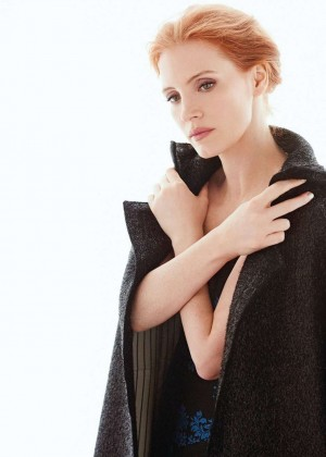 Jessica Chastain - Angeleno Magazine (May 2016)