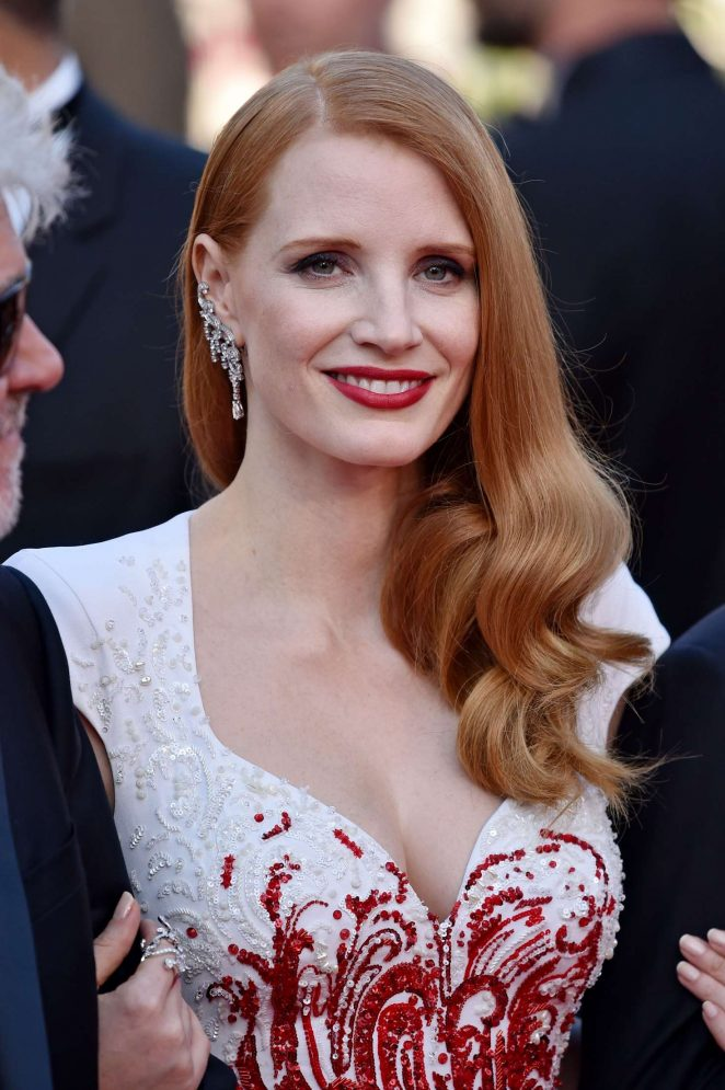 Jessica Chastain - Closing Ceremony of the 70th annual Cannes Film Festival in Cannes