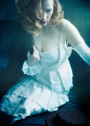 Jessica Chastain - Flaunt Magazine (April 2016)