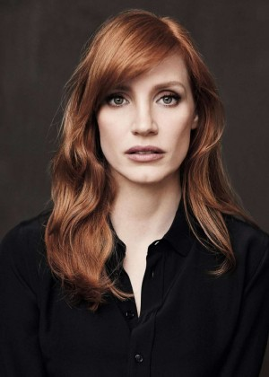Jessica Chastain – Grazia Italy Magazine (April 2016)