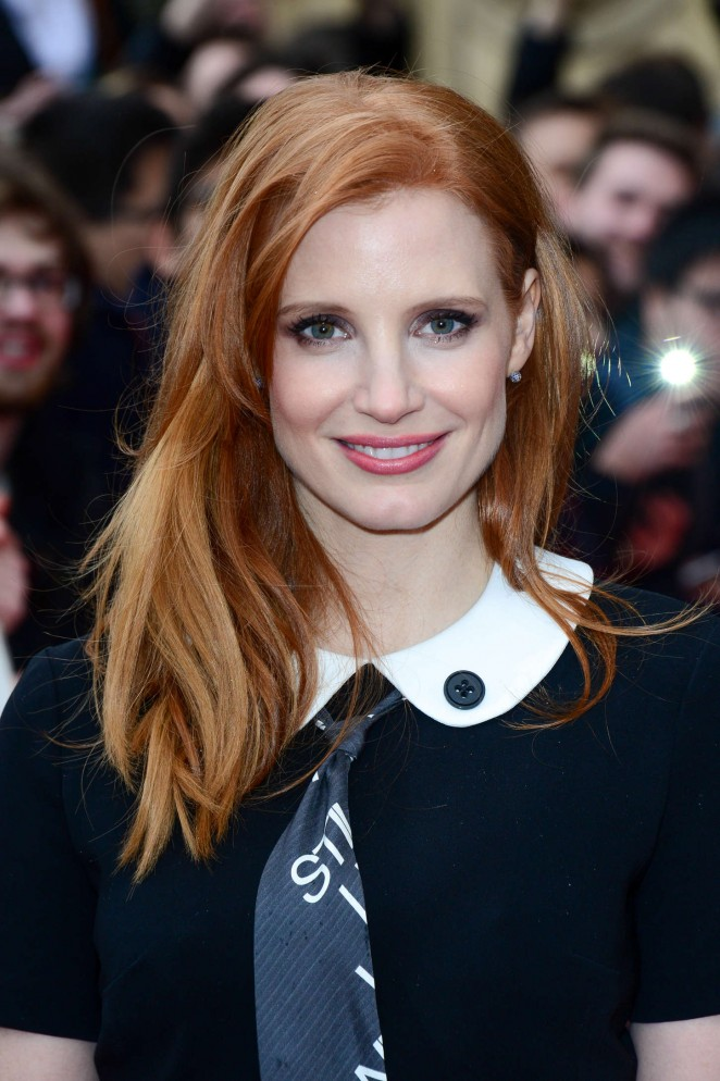 Jessica Chastain - 'Interstellar Live' Event in London