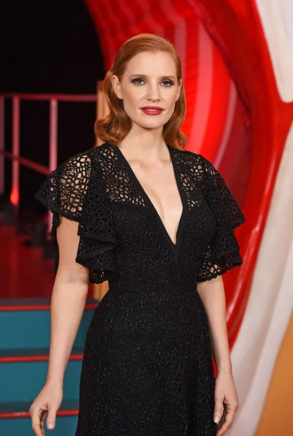 Jessica Chastain - 'IT Chapter Two' European Premiere in London