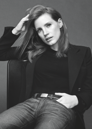 Jessica Chastain - Marie Claire (December 2017)