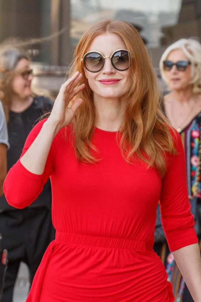 Jessica Chastain - 'Mollys Game' Photocall in Sydney
