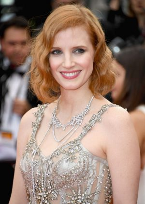 Jessica Chastain - 'Money Monster' Premiere at 2016 Cannes Film Festival