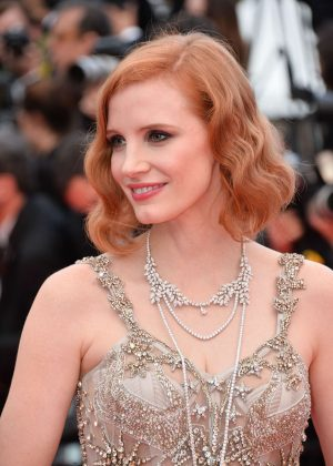 Jessica Chastain: Money Monster Premiere at 2016 Cannes ...