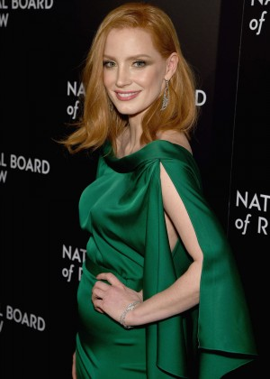 Jessica Chastain - National Board of Review Awards Gala 2016 in New York