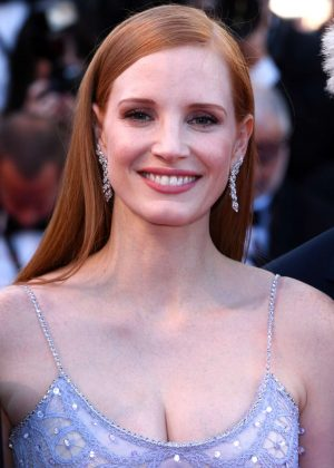 Jessica Chastain - 'Okja' Premiere at 70th annual Cannes ...