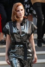Jessica Chastain - Out in London