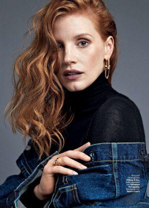 Jessica Chastain - Petra Magazine (March 2018)