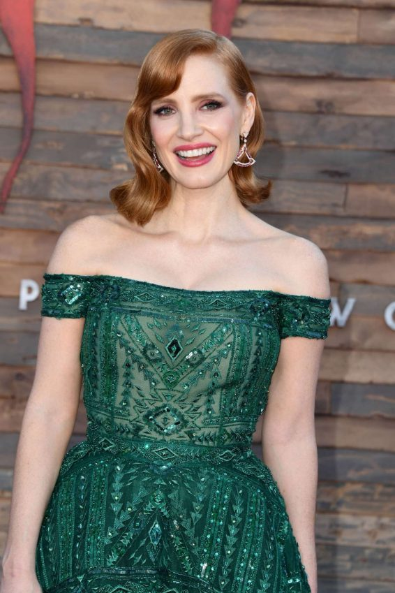 Jessica Chastain - Premiere of 'It Chapter Two' at Regency Village Theatre