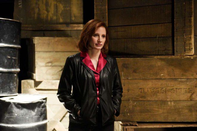 Jessica Chastain - Saturday Night Live Stills