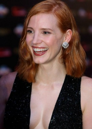 Jessica Chastain – 'The Huntsman: Winter's War' Premiere in ...  Jessica Chastain