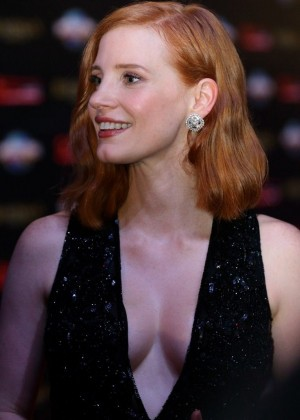 Jessica Chastain – 'The Huntsman: Winter's War' Premiere in ...