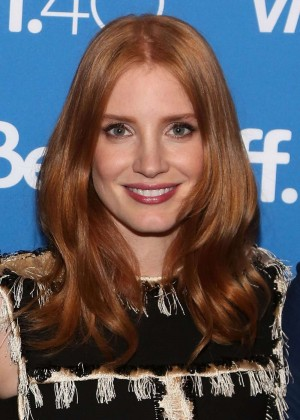 Jessica Chastain – 'The Martian' Photocall in Toronto  Jessica Chastain