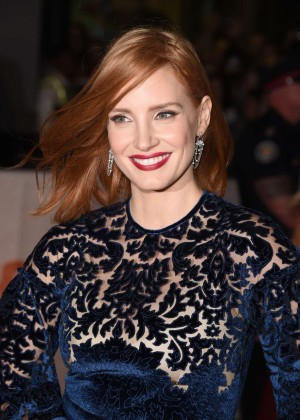 Jessica Chastain - 'The Martian' Premiere at the Toronto Film Festival
