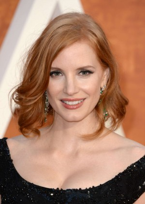 Jessica Chastain: The Martian UK Premiere -19 - GotCeleb