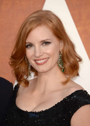 Jessica Chastain: The Martian UK Premiere -19 - Full Size
