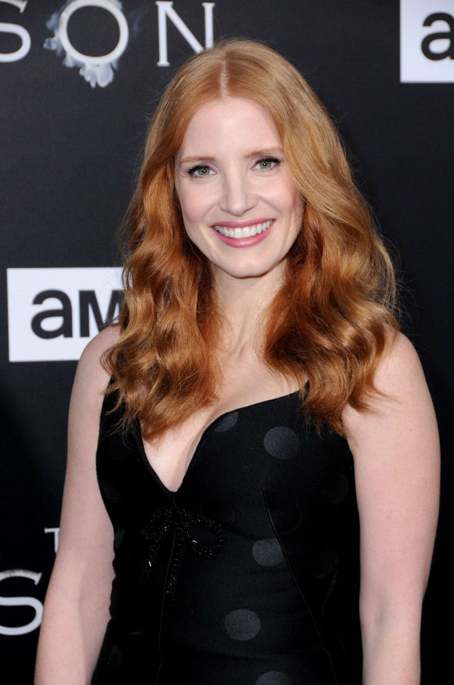 Jessica Chastain 'The Son' TV Show Premiere in Los Angeles