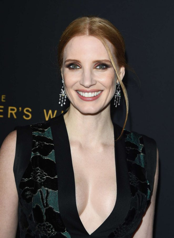 Jessica Chastain - 'The Zookeeper's Wife' Premiere in Los Angeles
