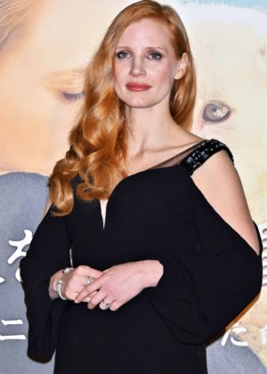 Jessica Chastain - 'The Zookeeper's Wife' Premiere in Tokyo