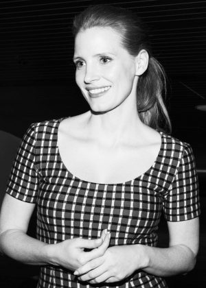 Jessica Chastain - 'The Zookeeper's Wife' Screening in Los Angeles