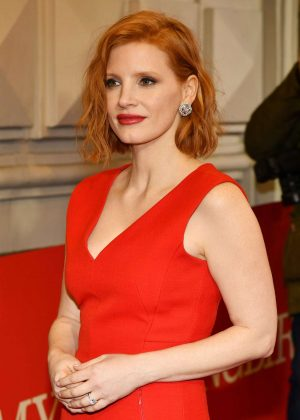 Jessica Chastain - 'To Kill A Mockingbird' Opening Night in NYC