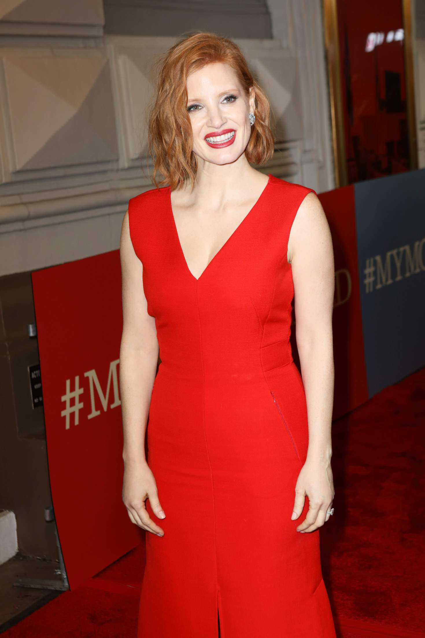 Jessica Chastain 2018 : Jessica Chastain: To Kill A Mockingbird Opening Night -10