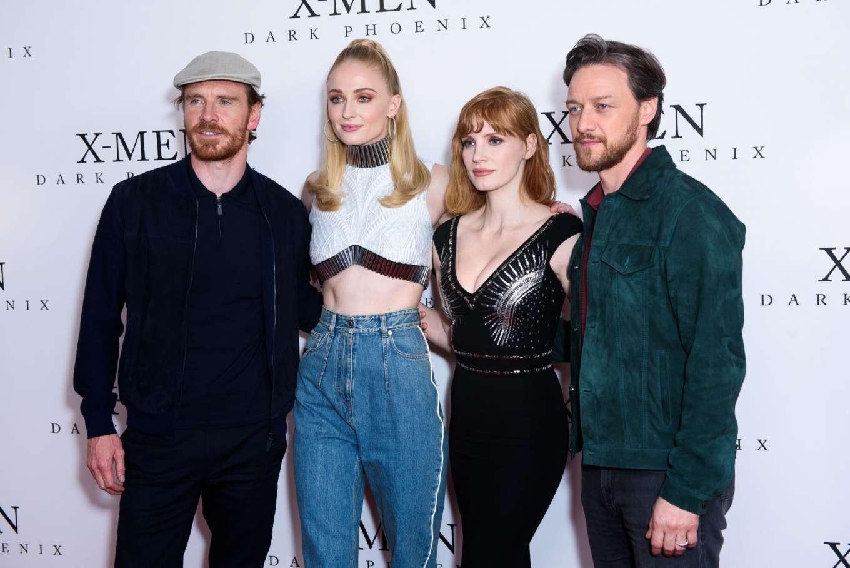 Jessica Chastain 2019 : Jessica Chastain: X-Men: Dark Phoenix  Fan Event-05