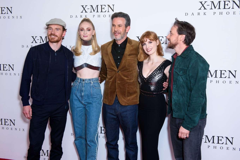 Jessica Chastain 2019 : Jessica Chastain: X-Men: Dark Phoenix  Fan Event-07