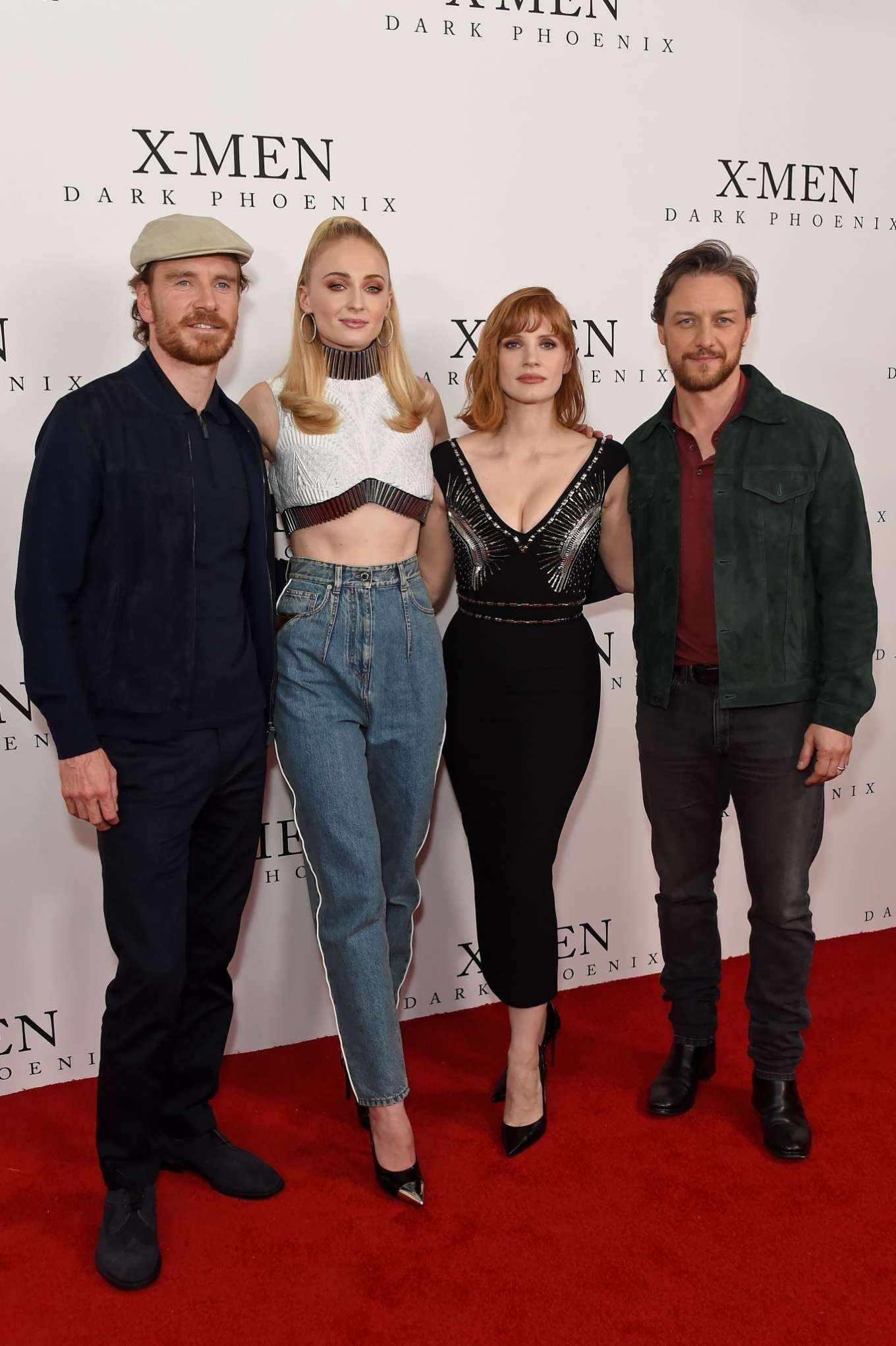 Jessica Chastain 2019 : Jessica Chastain: X-Men: Dark Phoenix  Fan Event-08