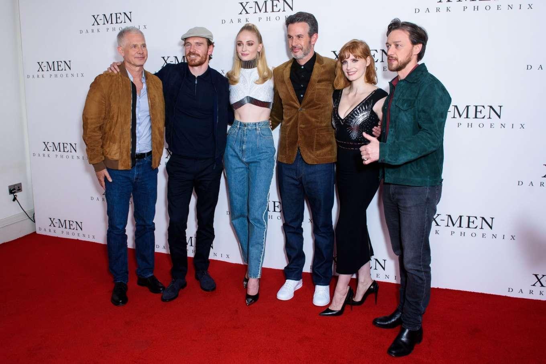 Jessica Chastain 2019 : Jessica Chastain: X-Men: Dark Phoenix  Fan Event-14