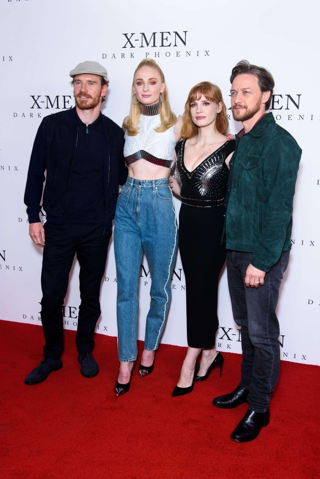 Jessica Chastain 2019 : Jessica Chastain: X-Men: Dark Phoenix  Fan Event-25
