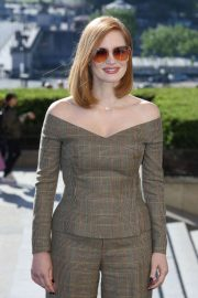 Jessica Chastain - 'X-Men: Dark Phoenix' Photocall in Paris