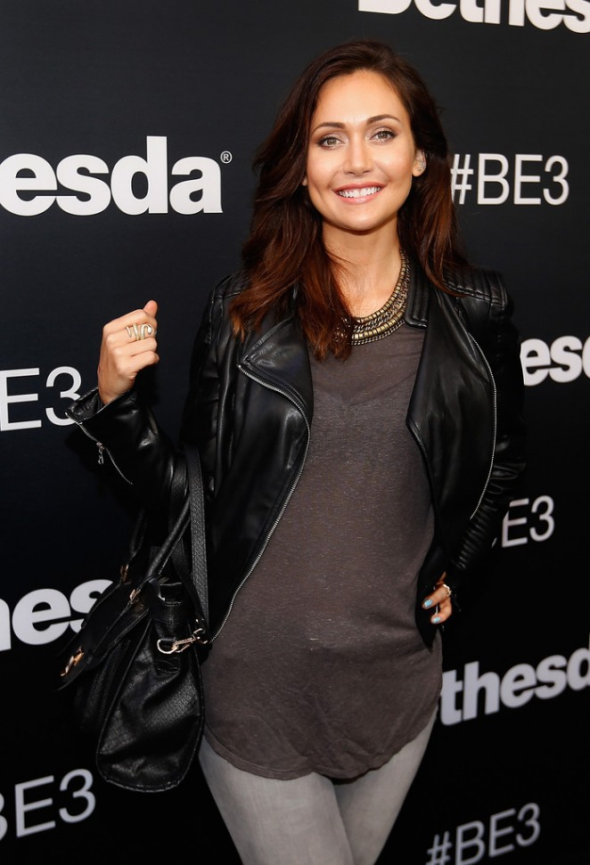Jessica Chobot - Bethesda E3 2015 Press Conference in LA