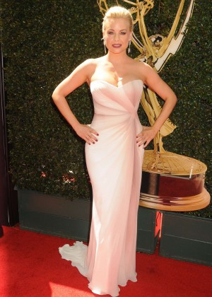 Jessica Collins - 2016 Daytime Emmy Awards in Los Angeles