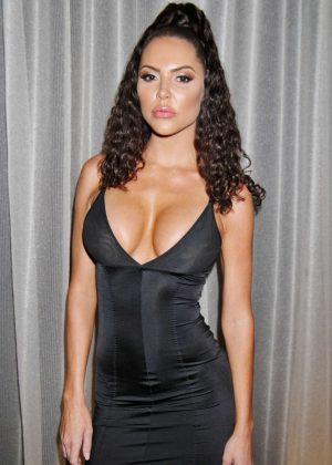 Jessica Cribbon at Drai's Nightclub in Las Vegas