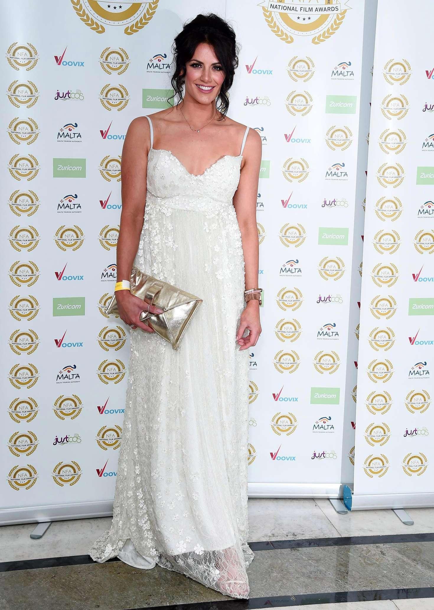 Jessica Cunningham - 2017 National Film Awards in London