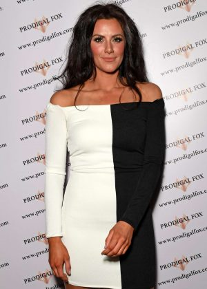 Jessica Cunningham - Boardroom To Boudoir Launch Party in London