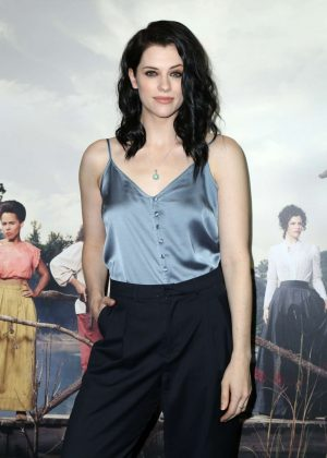 Jessica De Gouw - 'Underground' and 'Outsiders' Premiere Event in Pasadena