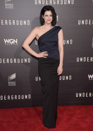 Jessica De Gouw - 'Underground' Premiere in LA