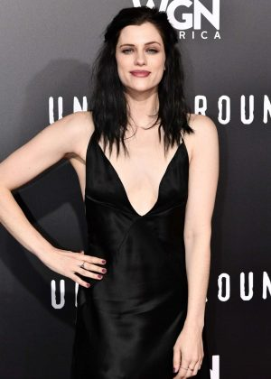 Jessica de Gouw - 'Underground' TV Series Season 2 Premiere in LA