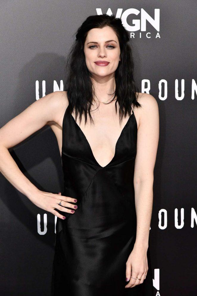 Jessica de Gouw - 'Underground' TV Series Season 2 Premiere in LA