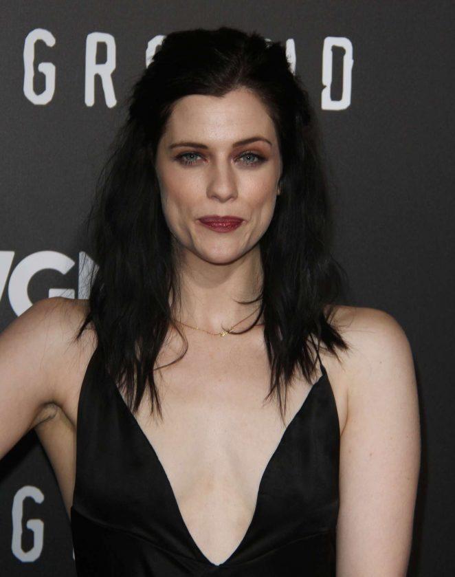 Jessica De Gouw 2017 : Jessica de Gouw: Underground TV Series Season 2 Premiere -03