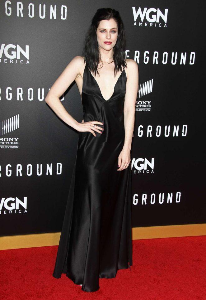 Jessica de Gouw: Underground TV Series Season 2 Premiere -04