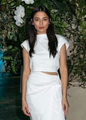 Jessica Gomes - David Jones Spring Summer 2018 Fashion Show in Sydney