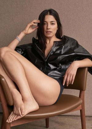Jessica Gomes for InStyle Australia (June 2017)